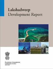 Cover of: Lakshadweep Development Report | Government of India Planning Commission