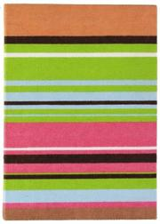 Cover of: Beach Pink Journal (Beach Stripes) | Designwallas