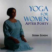 Cover of: Yoga for Woman After Forty | Seema Sondhi