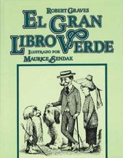 Cover of: El Gran Libro Verde/the Big Green Book by Robert Graves