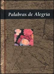Cover of: Palabras de alegria by Helen Exley