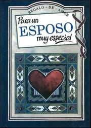 Cover of: Para Un Esposo Muy Especial by Helen Exley