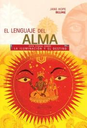 Cover of: El lenguaje del alma by Jane Hope