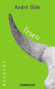 Cover of: Teseo | André Gide