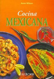 Cover of: Cocina Mexicana | Anne Wilson