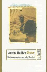 Cover of: No Hay Orquideas Para Miss Blandish (Clasicos Gimlet) | James Hadley Chase