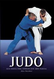 Cover of: Judo | Alex Butcher