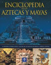 Cover of: Enciclopedia de los Aztecas y Mayas by Charles Phillips