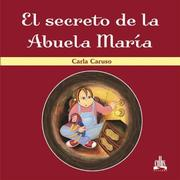 Cover of: El secreto de la abuela Maria by Carla Caruso