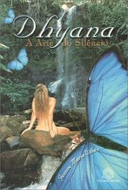 Cover of: Dhyana, A Arte do Silencio | Jeanne Marie White