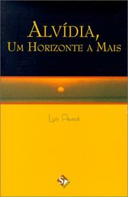 Cover of: Alvidia by Luis Peaze