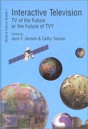Cover of: Interactive Television | Jens F. Jensen