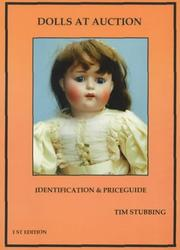 Cover of: Dolls at Auction by Timothy Stubbing