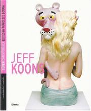 Cover of: Jeff Koons (Supercontemporanea) | Sarah Canarutto
