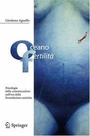Cover of: Oceano fertilità by Girolamo Agnello