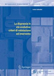 Cover of: La disprassia in età evolutiva by Letizia Sabbadini