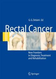 Cover of: Rectal Cancer by Gian Gaetano Delaini