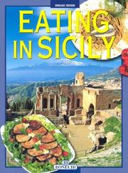 Cover of: Eating in Sicily (Bonechi) | Alberto Andreini