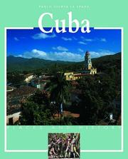Cover of: Cuba (Places & History) by Paolo Giunta La Spada