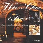 Cover of: Wine & Cheese of France | Jean Doroy