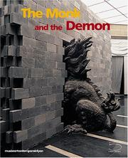 Cover of: The Monk And The Demon | Annie Van Assche