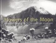 Cover of: Flowers of the Moon by Sebastian Schutyser
