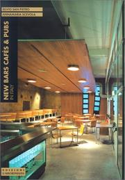 Cover of: New Bars, Cafes & Pubs | Paula Gallo
