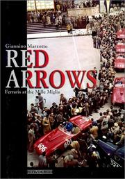 Cover of: Red Arrows | Giannino Marzotto