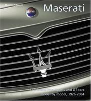 Cover of: Maserati: The Grand Prix | Maurizio Tabucchi
