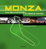 Cover of: Monza | Paolo Montagna