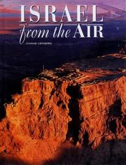 Cover of: Israel from the Air (World from the Air) by David Kriss