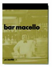 Cover of: Bar Macello (Gce/scritti) | Flavio Stroppini