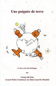 Cover of: Une Poignée de Terre by Zen Master Chang Sik Kim