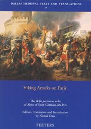 Cover of: Viking Attacks on Paris by Nirmal Dass