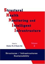 Cover of: Structural Health Monitoring & Intellige | Wu