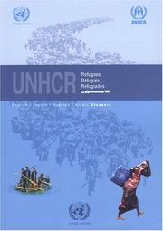 Cover of: Refugees = |