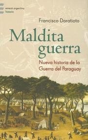 Cover of: Maldita Guerra by Francisco Doratioto