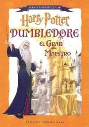 Cover of: Harry Potter Dumbledore El Gran -Block Actividades by J. K. Rowling