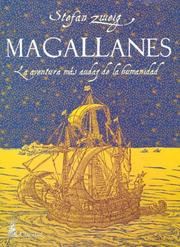 Cover of: Magallanes | Stefan Zweig