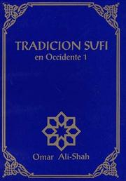Cover of: Tradicion Sufi en Occidente by Omar Ali-Shah