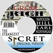 Cover of: Think and Grow Rich & The Strangest Secret | Napoleon Hill