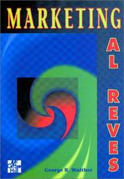 Cover of: Marketing Al Reves | George Walter