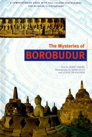Cover of: The Mysteries of Borobudur | John Miksic