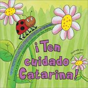 Cover of: !Ten cuidado Catarina! | David Crossley