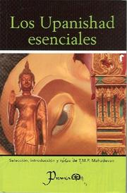 Cover of: Los Upanishad esenciales | Anonimo