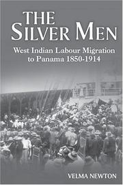 Cover of: The Silver Men | Velma Newton