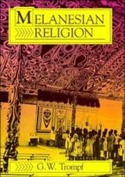 Cover of: Melanesian religion by G. W. Trompf