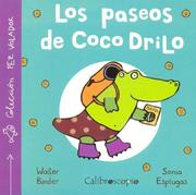 Cover of: Los Paseos de Coco Drillo | Walter Binder