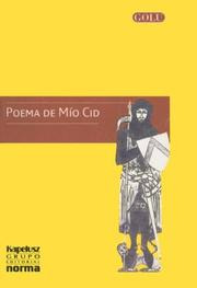 Cover of: Poema de Mio Cid | Anonymous