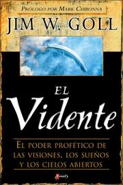 Cover of: El Vidente | Jim Goll